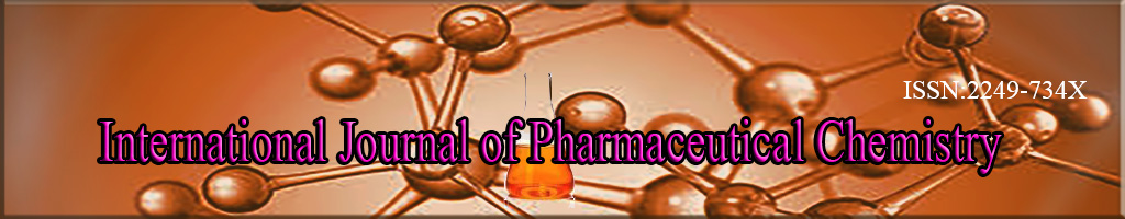 International Journal of Pharmaceutical Chemistry